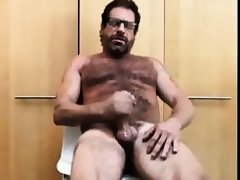 Hairy Mature Dad Enjoys HJ-Huge DILDO - 2 CUMLOADS added 4 months ago by hammy
