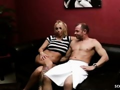 Hottest German MILF Kada Love Seduce Stranger to Fuck added 1 year ago by hammy